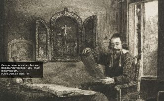 EN-CUR-164 - Rembrandt